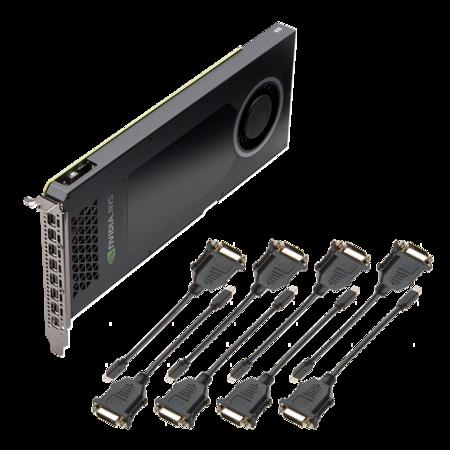 Nvidia Nvs 810 Maxwell Connectors