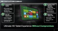 AMD Z-60 aterriza en el mundo tablet con más fuerza