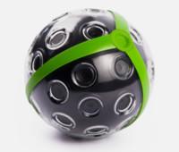 ¿Una bola? No, es Panono, la cámara que revolucionará la forma de sacar fotografías