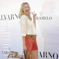 Las famosas españolas no quieren perderse el desfile de Alvarno