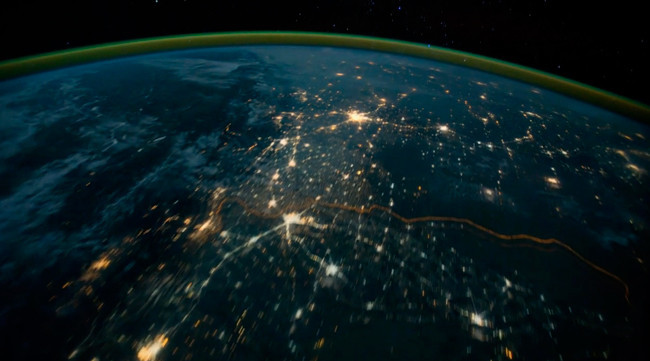 """""""Earth"""": la belleza de la Tierra vista desde el espacio en un precioso timelapse"""