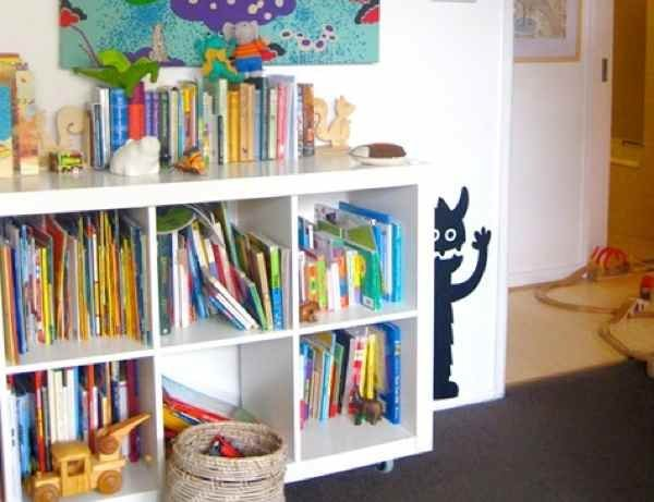 Diez ideas para decorar un cuarto de juegos - Libros para decorar ...