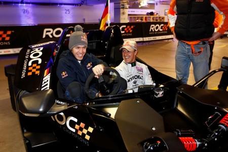 La Race of Champions calienta motores a falta de una semana
