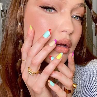 El mundo de la manicura celebra el Día del Orgullo con nail arts a todo color