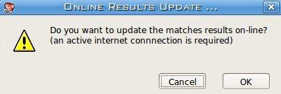 Euro 2008 - Actualizar resultados