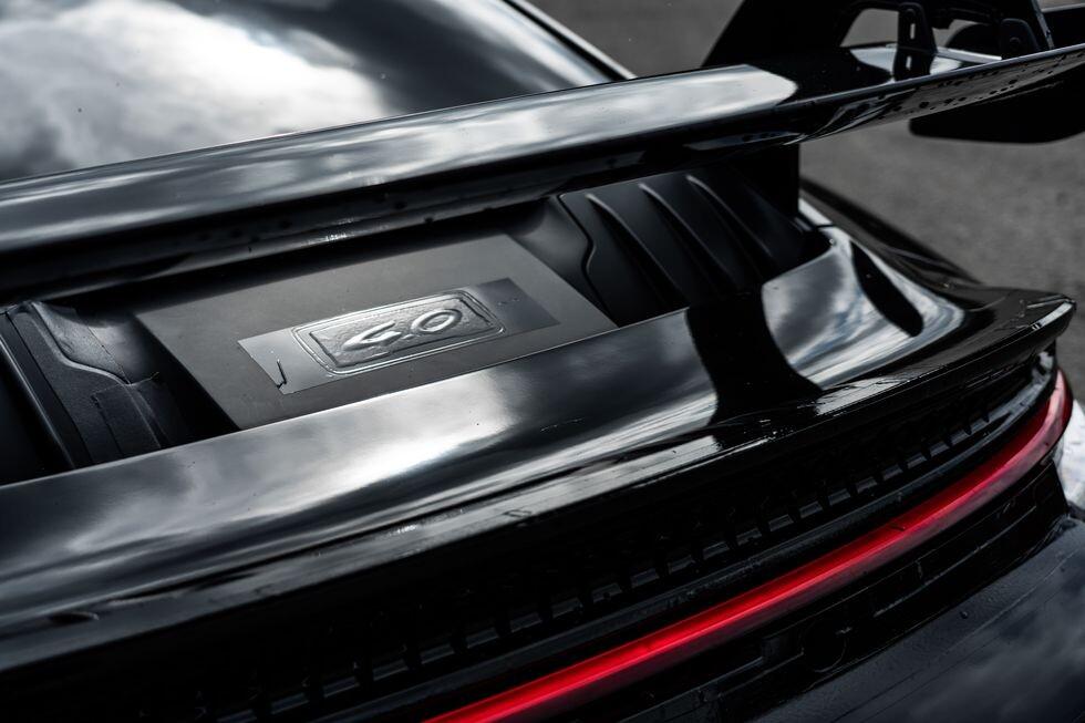 Foto de Porsche 911 GT3 2021, teaser (7/11)