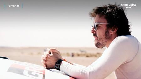 Amazon Prime anuncia el estreno de 'Fernando', un documental sobre la carrera deportiva de Fernando Alonso