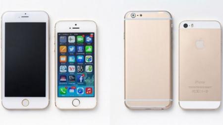 Apple encarga entre 70 y 80 millones de su iPhone 6, según WSJ