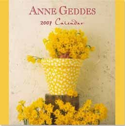 Calendario 2007 de Anne Geddes
