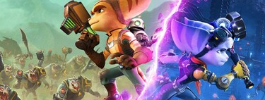 Jugamos 'Ratchet & Clank: Rift Apart': una espectacular aventura interdimensional con gráficos dignos de una película animada