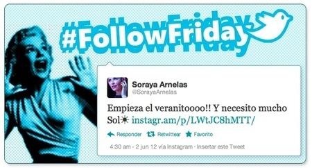 #FollowFriday: Las mejores Twitpics de la semana (XI)