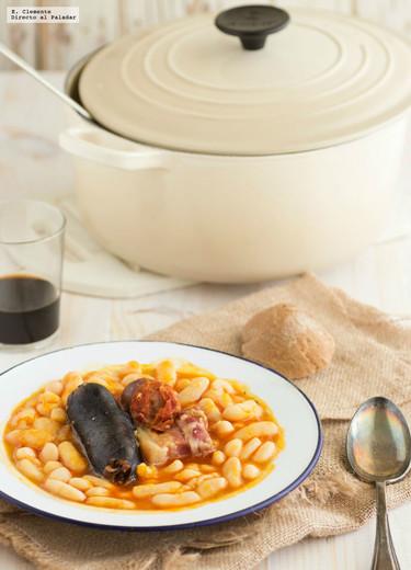 Siete restaurantes a los que un asturiano te llevaría a comer fabada