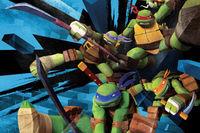 'Las Tortugas Ninja' regresan sensacionales