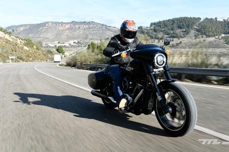 Harley Davidson Triple S 2020 Prueba 029