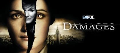 Damages y Glenn Close en Canal Plus