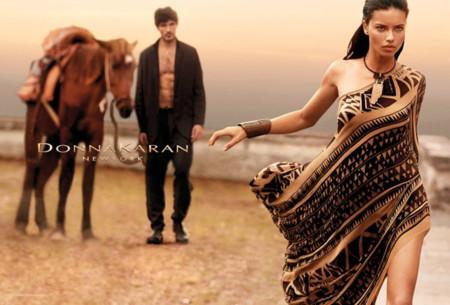 ¿Adriana Lima como imagen de Donna Karan? El ángel vuelve a casa