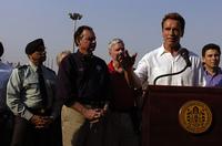 Schwarzenegger, mano dura ante la crisis
