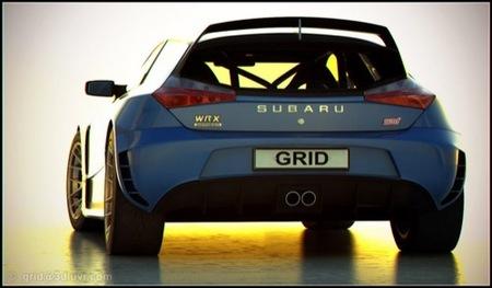 Subaru WRX STI Concept