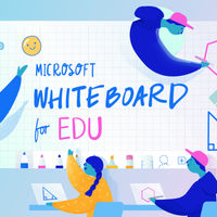 Microsoft Whiteboard para Educación ya se puede descargar en Windows 10 y para el iPad de Apple
