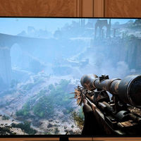 Las grandes diagonales no son exclusivas de los monitores Big Format Display: así luce el Alienware 55