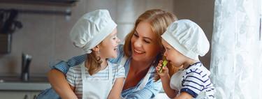Nueve trucos y 35 recetas para que los niños coman verduras