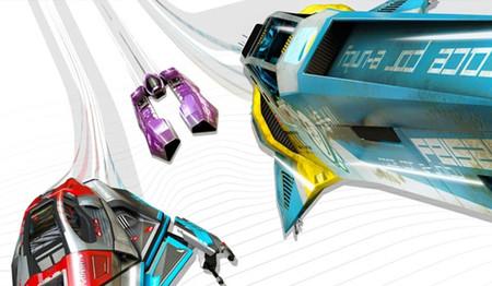 WipEout Omega Collection llegará el 7 junio añadiendo 28 temazos extra de leyendas del techno