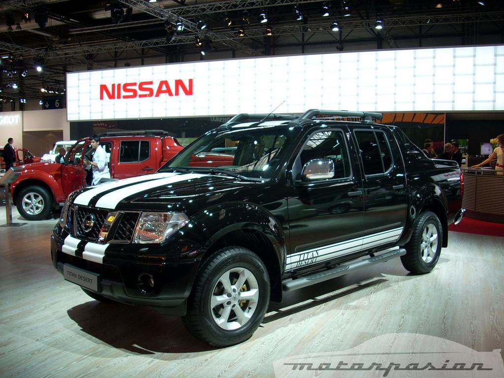 Foto de Nissan en el Salón de Madrid (11/32)