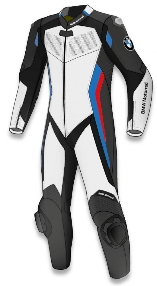 BMW Motorrad mejorará sus trajes para motociclistas