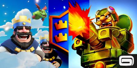 Blitz Brigade: Rival Tactics contra Clash Royale, parecidos razonables entre los títulos de Gameloft y Supercell