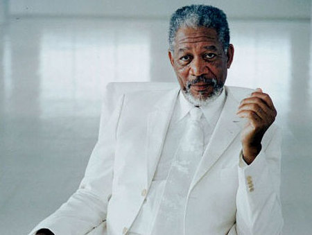 Morgan Freeman en estado grave tras sufrir un accidente
