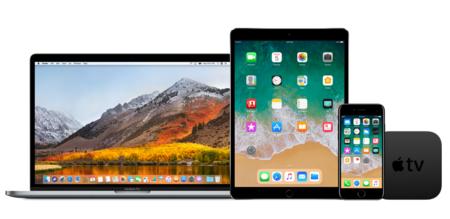 macOS y iOS