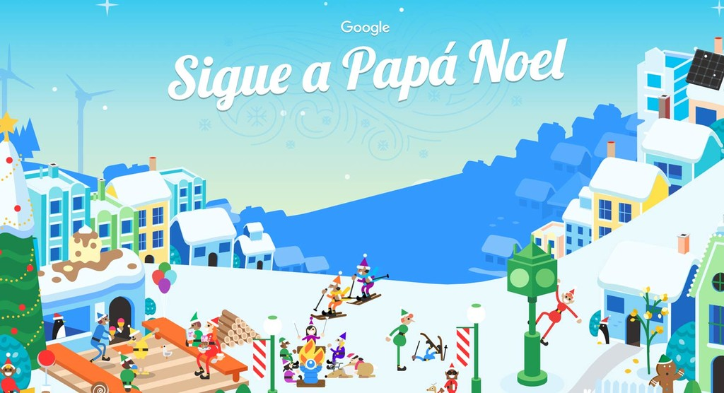 The Google application more christmas is now ready for 2019: Follow santa Claus updated