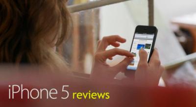 Las reseñas del iPhone 5 inundan la red con críticas tremendamente positivas [Actualizado]