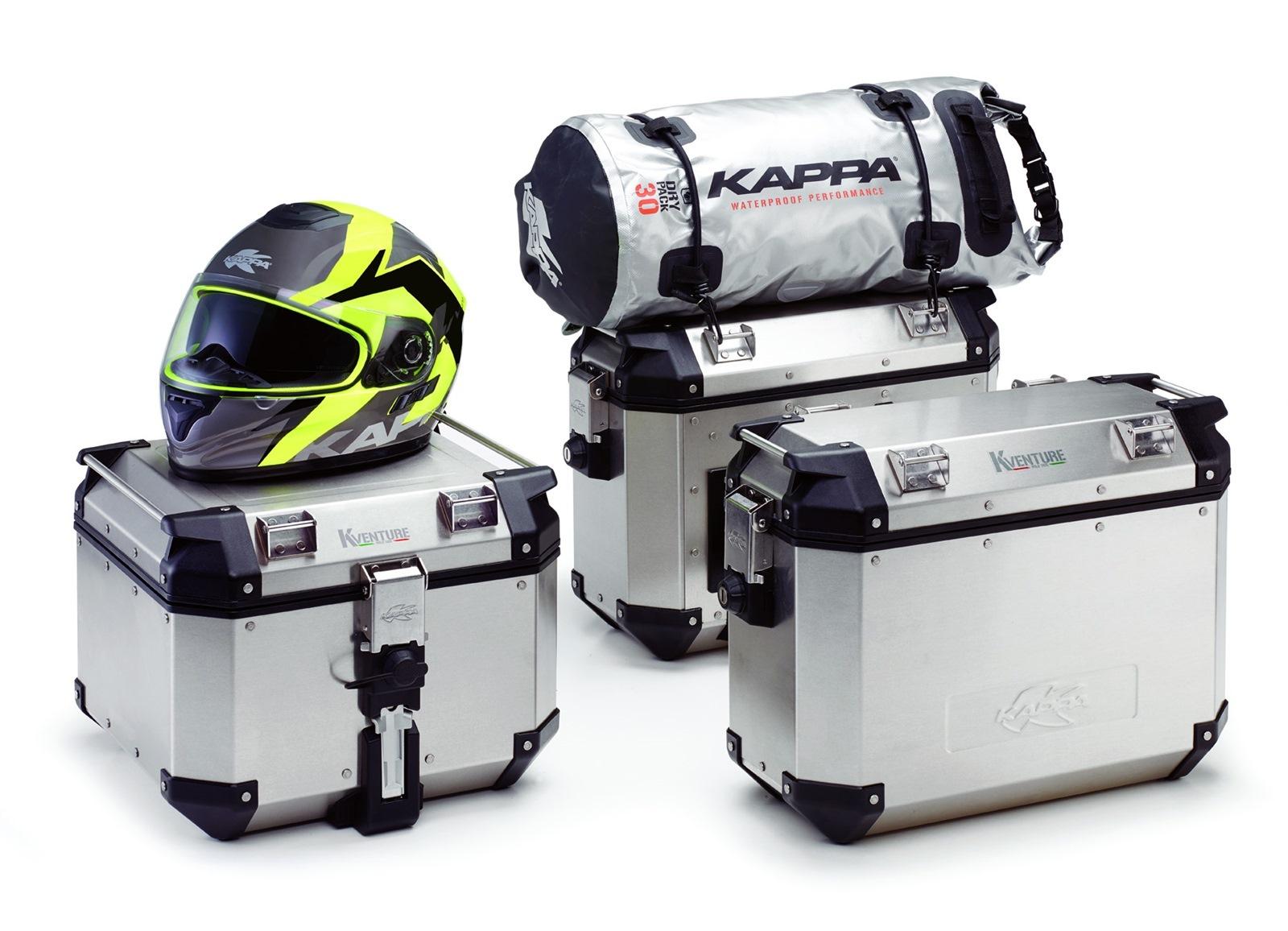 Foto de Kappa K-Venture, maletas de alumino (1/5)