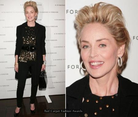 Sharon Stone Oscar 2009