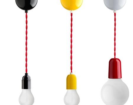 Los cables textiles están de moda, ¿Te atreves a fabricar una lámpara personalizada?