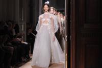 Valentino Alta Costura Primavera-Verano 2012: el romanticismo del siglo XVIII