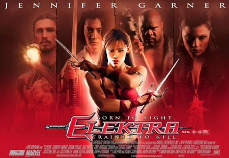 Cómic en cine: 'Elektra', de Rob Bowman