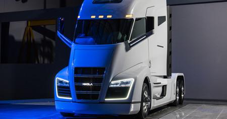 CNH (Iveco) va a invertir 250 millones de dólares en Nikola para impulsar los camiones de hidrógeno