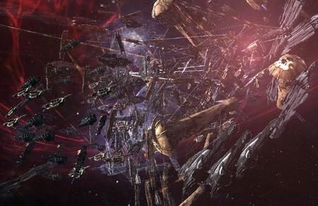 EVE Online: la batalla de Asakai