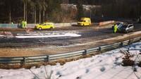 Cierran Nürburgring por culpa de un pene gigante