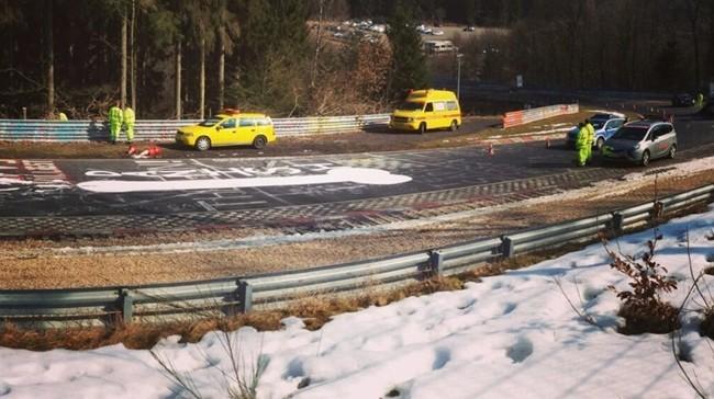 Pintada en Nurburgring