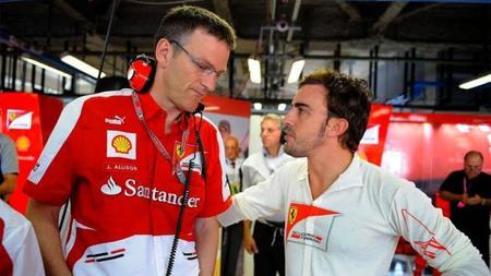 James Allison pide a Ferrari más libertad