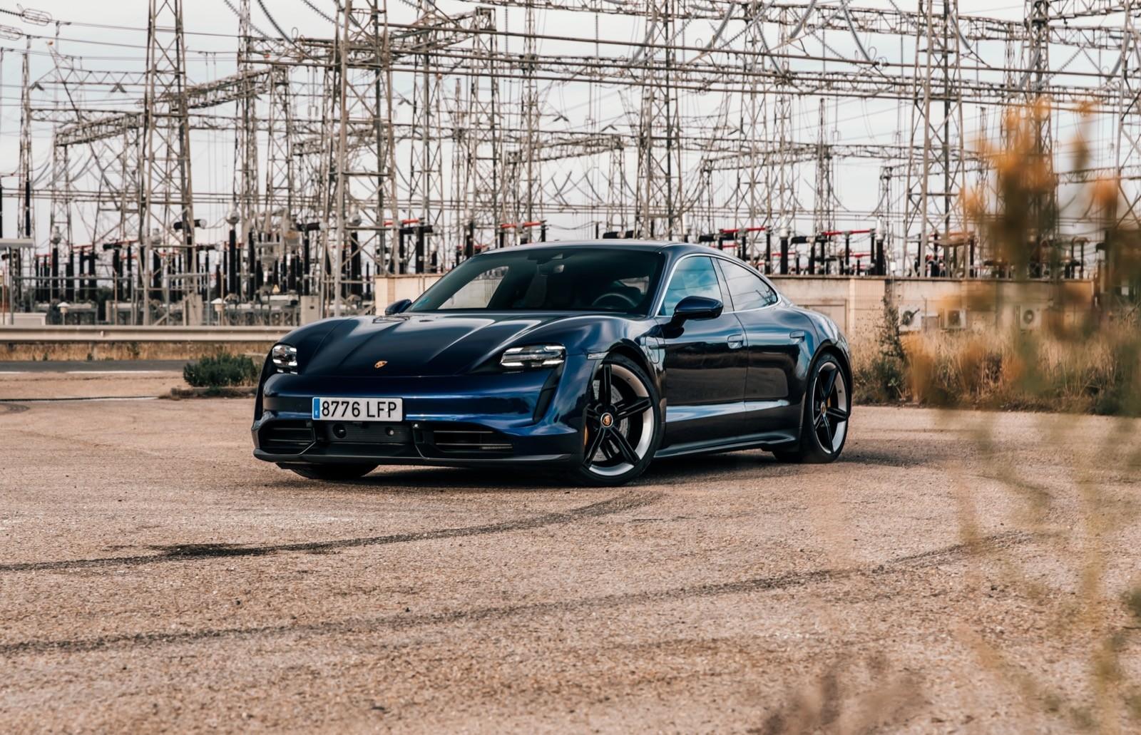 Foto de Porsche Taycan Turbo S (prueba) (30/31)