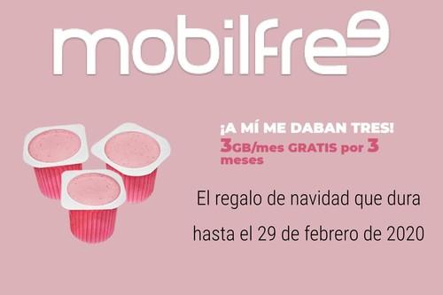 Mobilfree marca un nuevo mínimo para llamadas ilimitadas y 9 GB por 9,90 euros tras renovar su oferta