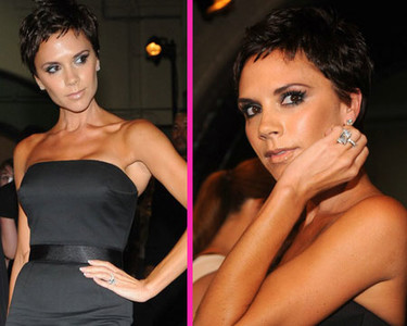 Victoria Beckham cambia de look