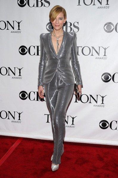 Todas las asistentes a los Tony Awards 2010: Cate Blanchett