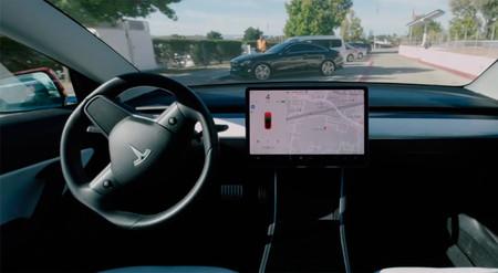 Tesla Smart Summon limitado en Europa