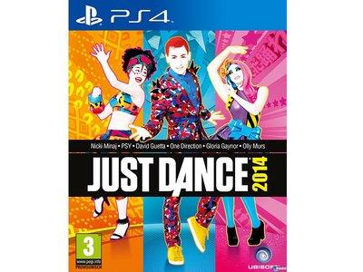 A bailar con Just Dance 2014 para PS4 por 12,99 euros en Fnac