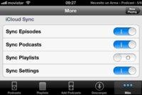 Downcast se actualiza y lleva nuestros podcasts a iCloud